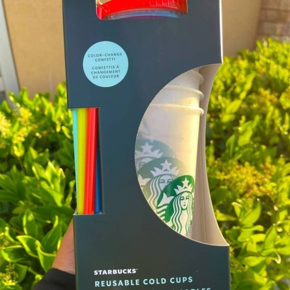 Starbucks Color Changing Cups 2021